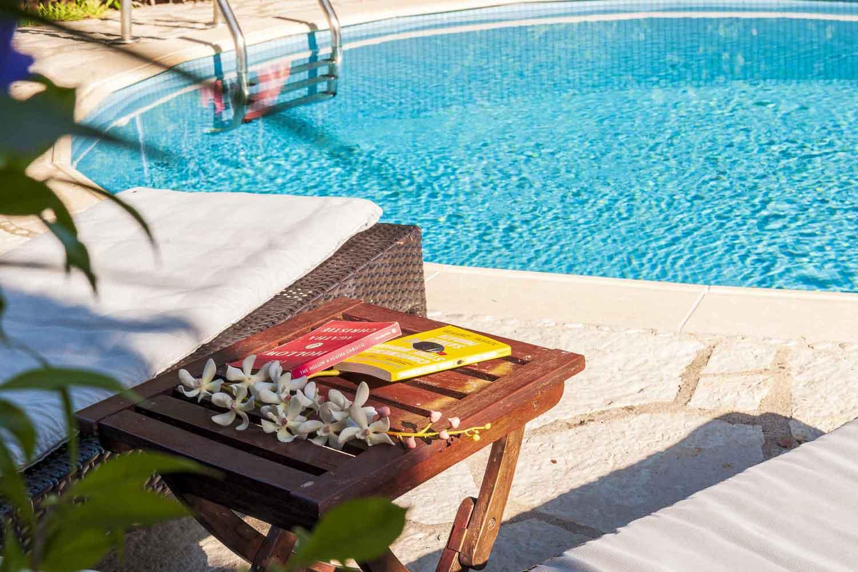 βίλα με ιδιωτική πισίνα στα Ιόνια νησιά, πολυτελείς διακοπές