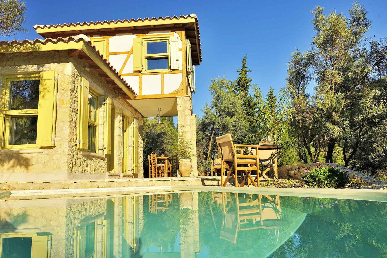 βίλα με ιδιωτική πισίνα στην Ελλάδα,, τέλειές διακοπές στη βίλα σας