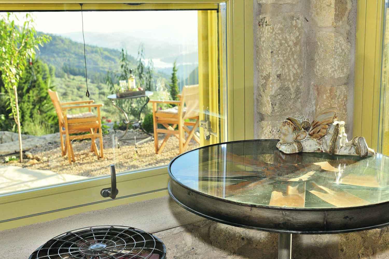 βίλα με ιδιωτική πισίνα - θέρετρο, μοναδικά διακοσμημένα