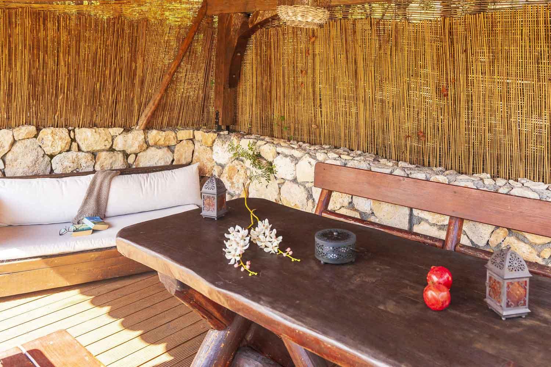 βίλα με ιδιωτική πισίνα στη Λευκάδα, λεπτομέριες