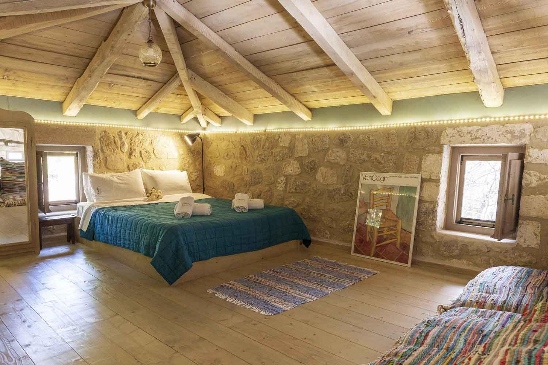 βίλα με ιδιωτική πισίνα, πολυτελή κρεβατοκάμαρα για τις διακοπές σας