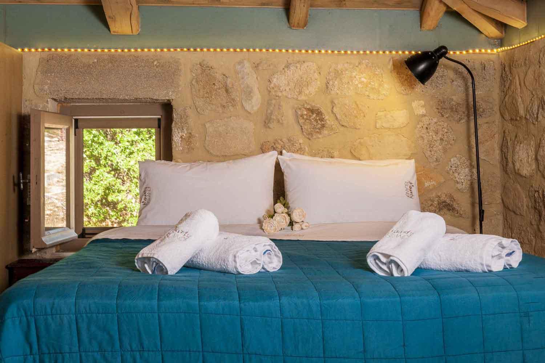 βίλα με ιδιωτική πισίνα, όμορφο υπνοδωμάτιο