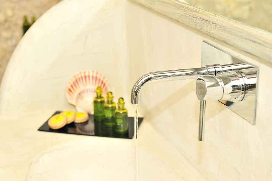 private pool villa - travel - bathroom detail